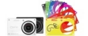 Färgglada kompakter från Pentax