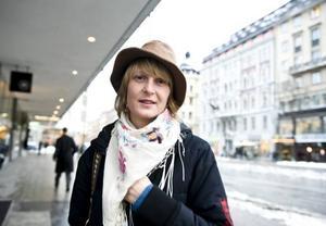 Franska i Sverige. Anna Novion har tillbringat sina somrar i Bohuslän, och hon säger att