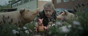 Alvar (Bengt CW Carlsson) lever ensam och har egentligen bara en kompis. Men när han träffar den unga Miriam lever han upp.