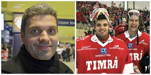 Kimmo Kapanen känner att hans bästa hockeyår var i Timrå IK.