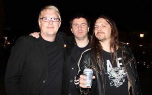 På Stan: Glenn, Mikael och Christian
