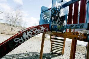 Klottrandet ökar i Sundsvall.