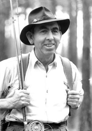 Författaren och fotografen Hans Lidman (1910-1976) var en naturälskare och hängiven flugfiskare som bodde och verkade i Edsbyn. Det blev närmare 60 titlar, många spreds världen över på en mängd olika språk. På Edsbyns Museum finns en sevärd utställning om honom.