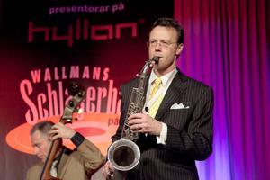 Claes Brodda gästar Gävle JazzClub i kväll.