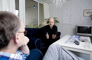 Högkänslighet. HSP (highly sensitive person) är ett medfött personlighetsdrag, enligt hälsocoachen Gunnar Martin Aronsson. Foto: Per G Norén