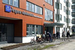 bra exempel.  Vårdcentralen Ängen i Örebro är en förebild för Noras socialdemokrater när det gäller samordning av de äldres vård. Arkivfoto: Anders Erkman
