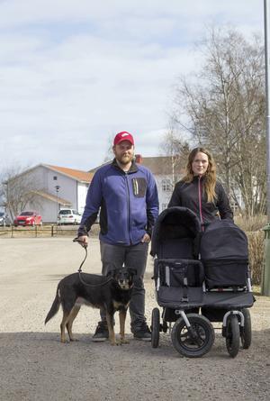 I maj kommer Sofie Johansson att starta barnvagnsträning, dit alla är välkomna, med eller utan barnvagn. Alexander Uppegård och vovven Resta kan komma att följa med.