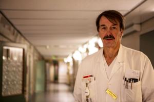 Bo-Göran Widman, överläkare vid kirugen i Sollefteå.