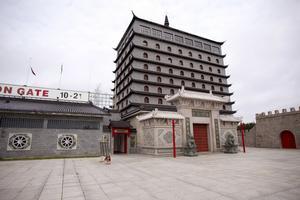 Nu har Dragon Gate fått godkänt och kan öppna.