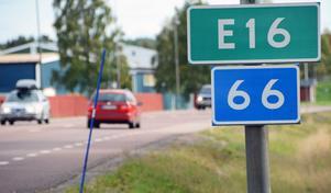 Västerdalarna håller på att få Europaväg 16 och samtidigt blir det en