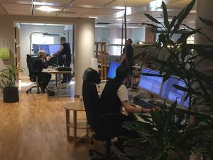SOS i Falun växer och nyanställer.