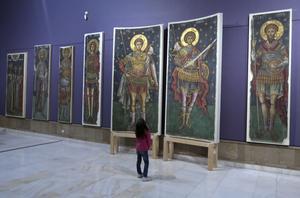 Nationalmuseets samlingar av kyrkokonst är fantastisk.