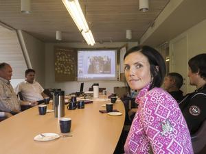 – Det är vanligare att redan etablerade skogsägare köper på sig mer skog än att det kommer in nya ägare på marknaden, säger Sofia Palmkvist fastighetsmäklar på LRF konsult.
