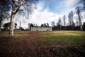 Det gamla Vangenhuset i Rossön var nära rivning, men har nu fått nytt liv.Foto: Susanne Kvarnlöf