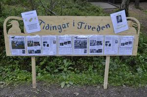 Egen tidning. DUST-lägret har en egen tidning som ges ut varje dag under lägret.