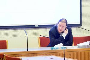 Albin Aspgren i Gävle tingsrätt.