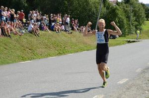 Hans Ahlberg var överlägsen segrare i Jorm Runt Superstar.
