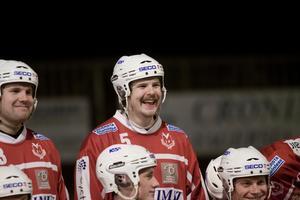 Andreas Hjulström är tillbaka i spel efter ryggskadan.