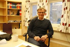Fackbasen Leif Fröhlén säger att många på jobbet blev glada när de läste tidningen på torsdagsmorgonen.