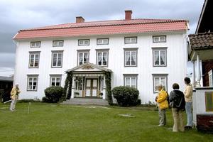 Pallars i Långhed är en av de sju Hälsingegårdarna som klassas som världsarv.