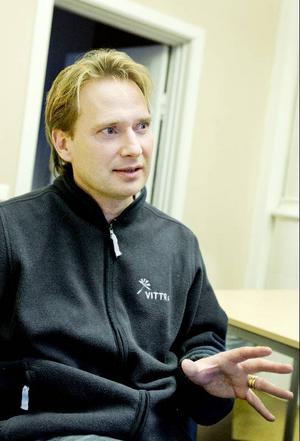 Stefan Regebro, skolchef Vittra.