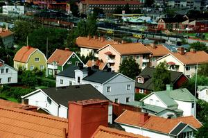 Villorna i Sundsvall stiger i värde.