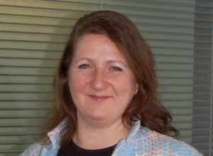 Lena Andersson, ny finansdirektör för ABB Sverige.