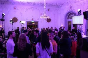 Local Heroes-galan hölls i Elite Grand Hotel på fredagskvällen. Foto: Henrik Lunderbye