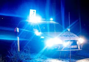 Polisen fick på torsdagen rycka ut till en förskola i Forssa där en man misstänks ha gjort sig skyldig till flera brott.