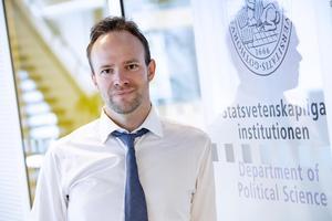 Foto: Lunds universitetAnders Persson, Mellanösternexpert och doktor i statsvetenskap vid Lunds universitet