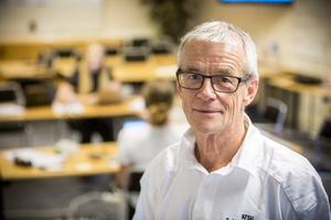 Torbjörn Wannqvist, stabschef och befäl i beredskap, som de första dagarna ledde insatsen mot skogsbränderna i Hälsingland, främst i Ljusdals kommun.