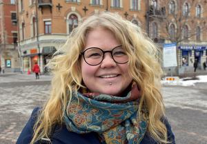 Anna Eriksson, 29 år, studerande, Bengtsfors: