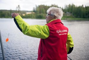Gull Thelberg har varit medlem i Fjällorna i många år, och även kontaktperson för föreningen i Sundsvall.