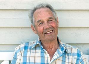 Nils Westerlund, 84 år, pensionär, Jakobstad