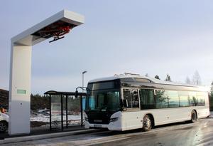 Bild: Grön Trafik, Östersunds kommun.