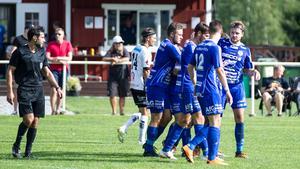 Hela tre straffmål blev det i Fagersta Södra hemmamatch på lördagen.