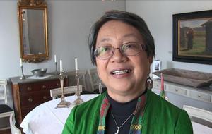 Victoria Tauli-Corpuz  från FN besökte Östersund på tisdagen och riktade stark kritik mot hur den svenska regeringen sköter den samiska befolkningen.