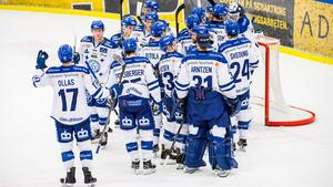 Leksand fick ännu en gång anledning att fira. Bild: Mikael Bengtsson/Bildbyrån.