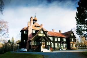 Tingshuset i Sollefteå.