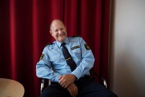 Från polisen till MSB, Dan Eliasson byter jobb. Bild: Vilhelm Stokstad/TT