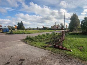 Olyckan skedde på Repbäcksvägen, norr om Borlänge.
