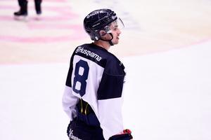 HV71-backen Nils Andersson är spelklar till torsdagskvällens hemmamatch mot Mora.