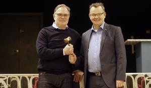 Christer Thylin och Pär Löfstrand.