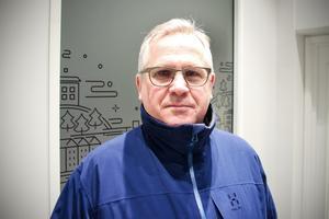 Hans Fälldin, administrativ chef och presstalesperson på Din Tur.