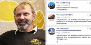 Tre av de största Facebook-grupperna för svarttaxi i Gävle har tillsammans 7 300 medlemmar. Peter Jansson som är administratör på Gävle taxi tycker att utvecklingen är oroväckande.
