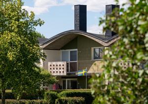 Erskines funkis hus i Gyttorp. Foto: Björn Dahlfors/dahlfors.com.