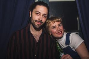 Bra Haks Klubben. John och Fanny. Foto: Fabian Zeidlitz