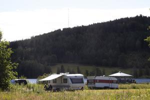 Rengsjö framtid driver en camping i bygden.