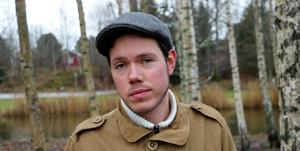 – I Edebo är hetsen att demolera gamla gravar extra stor, säger Daniel Stefansson.