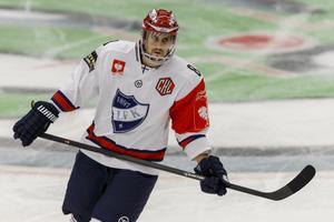 Daniel Grillfors kom till Mora från Helsingfors i finska ligan. Foto: Per Friske/BILDBYRÅN